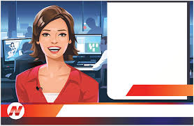 News Vector Art Illustration