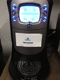 I Put A Sign On The Coffee Machine