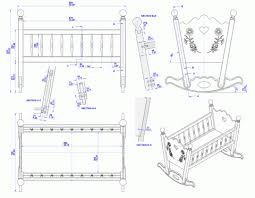 pdf plans wooden baby cradle plans download drafting table plans
