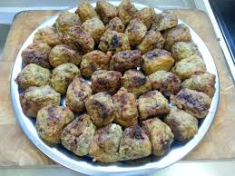 cuisine juive tunisienne les boulettes du couscous