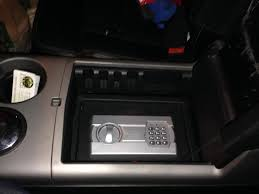 Truck Handgun Safe - Best Hand 2017 Titan Gun Safe Pistol Vault Stuff Pinterest Guns Cars And Locker Down Vehicle Rifle Youtube Truck Safes Bunker Console Updated Page Yamaha Forum Gallery Trunk Safegun Is250 Clublexus Lexus Discussion Bulldog Truck Vault Toyota Tacoma Floor 052015 1012 Gs1012toyota German Police Car Mp5 Storage The Firearm Blogthe Blog Ford F150 Fold Armrest 2004 2011 Wts Or Forsale Northwest Firearms Arma15