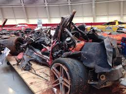 Corvette Museum Sinkhole Cars Lost by Sink Hole Destroyed Corvette This Was A Pace Car Picture Of