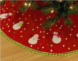 Christmas Tree Skirt Free Pattern