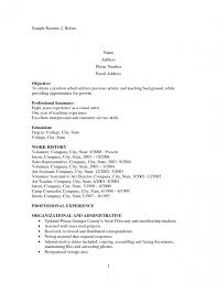 stay at home description for resume resume template free