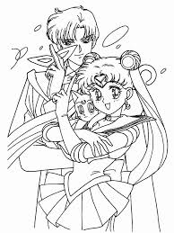 Trend Sailor Moon Coloring Pages 87 About Remodel Books With