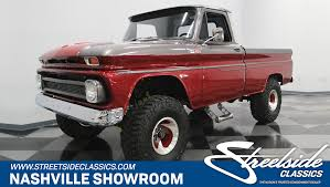 1965 Chevrolet K-10 | Streetside Classics - The Nation's Trusted ... 1965 Ford F100 Pickup F165 Monterey 2010 Erf E10 Tractor Unit With Thames Trader And 1949 Dennis Custom Truck For Sale Classiccarscom Cc1113198 Images Of Chevy Spacehero Chevrolet Ck Trucks Sale Near Oxford Connecticut 06478 Economic Econoline Dodge D100 Rare 164 Limited Colctible Diecast Need Speed Payback C10 Stepside Derelict 1964 Carry All Dukes Auto Sales