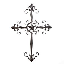 Koehler Home Decor Free Shipping by Amazon Com Gifts U0026 Decor Lone Star Wall Cross Spiritual