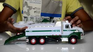 The Hess Toy Truck 2017: Detailed Unboxing And Review - YouTube Sold Tested 1995 Chrome Hess Truck Limited Made Not To Public 2003 Toy Commercial Youtube 2014 And Space Cruiser With Scout Video Review Cporation Wikipedia 1994 Rescue Steven Winslow Kerbel Collection Check Out This Amazing Display In Ramsey New Jersey A Happy Birthday For Trucks History Of The On Vimeo The 2016 Truck Is Here Its A Drag Njcom 2006 Helicopter Unboxing Light Show