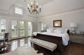 20 Beautiful Master Bedrooms with Chandelier Lighting