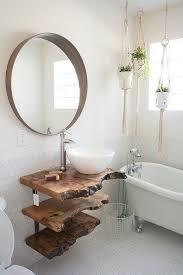 maple live edge bathroom vanity badezimmerideen live rand