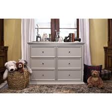 Sorelle Verona Dresser And Hutch by White Dresser Hutch Combo Wayfair