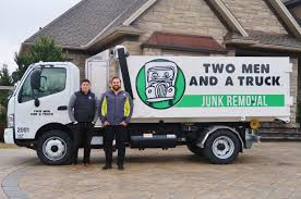100 Junk Truck TWO MEN AND A TRUCK Launches Removal Pilot Program In