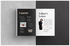 100 Modern Design Magazines LOOKBOOK TEMPLATE BROCHURE FOLIO MODERN MAGAZINE HIPSTER