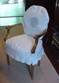 Dining Room Chair Covers With Arms by 158 Best Slipcovers Images On Pinterest Chairs Chair Covers And