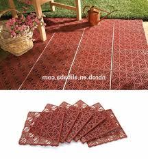 Runnen Floor Decking Outdoor Brown Stained by Uncategorized Winsome Outdoor Flooring Designs Composite Floor
