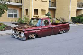 100 1964 Ford Truck This F100 Build Demanded More Than Just A Cursory Approach Hot
