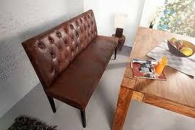 sitzbank küchenbank esszimmer chester 165cm antik braun