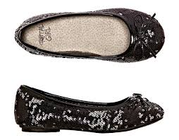 Jcpenney Christmas Tree Sweater by Total Shayna Girls Sequined Flat Shoes Jcpenney 18 For