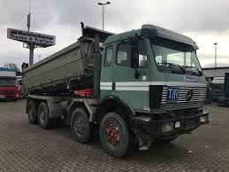 MERCEDES-BENZ SK 3238 Day Cab, Euro 1 Dump Trucks For Sale, Tipper ...
