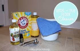 diy cleaners vinyl tile cleaner clean