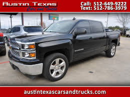 Used 2015 Chevrolet Silverado 1500 For Sale In Austin, TX 78753 ...