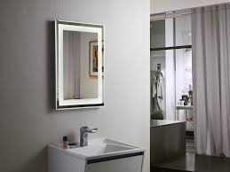 mirrors lighted wall mirror wall mounted lighted mirror