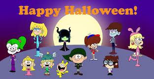 Homestar Runner Halloween 2015 by Halloween 2016 Loud House Edition By Rabbidlover01 On Deviantart