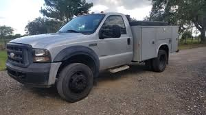 F550 Utility Truck - Service Trucks For Sale