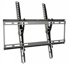 support tv mural universel ricoo support tv mural inclinable slim plat n1944 fixation