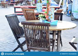 Tables And Chairs In Cafe Stock Photo. Image Of Greece ... Bright Painted Tables Chairs Stock Photos Fniture Wikipedia Us 3899 Giantex Portable Outdoor Folding Table Set Camping Beach Pnic With Carrying Bag Op3381gn On Aliexpress Retro Vintage View Of Pastel Cafe Chairstables Chair And Wild 3 Rattan Garden Patio Conservatory Porch Modern And Design Sets Mandaue Foam Outdoors Fold Group Close Alinium Alloy Chairs In Stock Photo Image Greece In Cafe Or Restaurants Outside