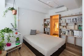 100 Small Japanese Apartments Opera A Apartment From Tokyo By Taka Shinomoto And Voar Design