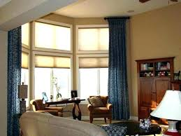 Dining Room Bay Window Treatments Treatment Idea Large Ideas Living