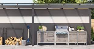 die outdoorküche überdachen das rexin magazin