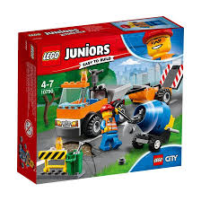 Buy LEGO Juniors Road Repair Truck (73 Pieces) Online In Dubai & UAE ... Review Toys R Us Bricktober 2015 Buildings Lego City Truck 7848 Buying Pinterest Lego Itructions Picrue Excavator And 60075 Toysrus Lego Track Top Legos City Toys Shop 4100 Pclick Uk Exclusive Brand New Cdition Amazoncom Year 2012 Series Set Us Truck Flickr Toy Store Tired 100 Complete Diy Book 2 Youtube