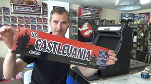 How to Build a Arcade Marquee LightBox Castlevania Part 1