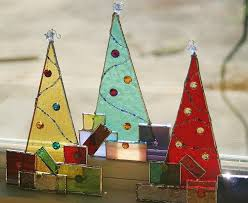 Stained Glass Tree Topper Patterns Designs