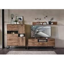 wohnconcept manhattan living room set with lighting 9 pcs