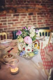 Shabby Chic Wedding Decorations Uk by The 25 Best Teacup Centerpieces Ideas On Pinterest Tea Party