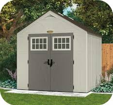 Suncast Alpine Shed Accessories by Suncast Sheds Resin Storage Shed Kits