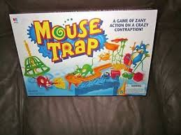 Buy Mouse Trap Board Game 1986 Edition In Cheap Price On Alibaba