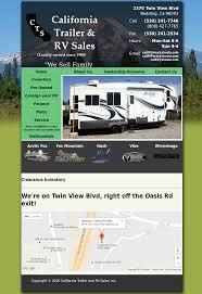 100 Redding Auto And Truck California Trailer Rv Sales Competitors Revenue And