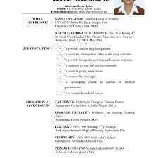 Resume For Welder Job