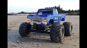 100 Bigfoot The Monster Truck Traxxas BIGFOOT Review YouTube
