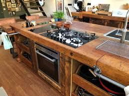 küche kochinsel aus hobelbank s l loftart
