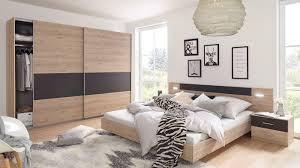 schlafzimmer set angie 4er set braun material metall kunststoff leinen pflegeleichte oberfläche mit schubkästen