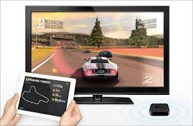 iPad Games on Apple TV Firemint Announces Real Racing 2 HD with