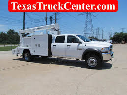 2017 New Dodge Ram 5500 Mechanics Service Truck 4x4 At Texas Truck ...