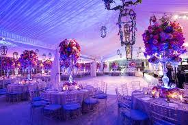 Grace Ormonde Wedding Style Blue And Purple Decor