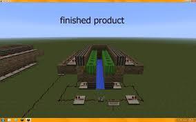 Minecraft Pumpkin Farm Tower by Auto Melon Farm Tutorial Minecraft Project