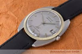 Longines Ultra Chron steel gold automatic Kal 6652 Ref 2924